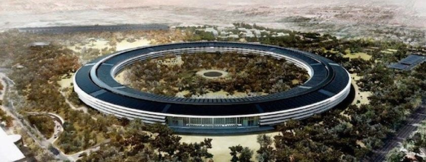 Apple Campus 2 retrasa su terminación