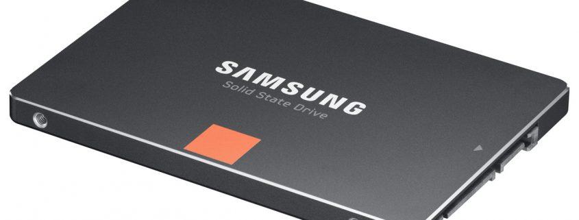SSD Samsung alineación de particiones