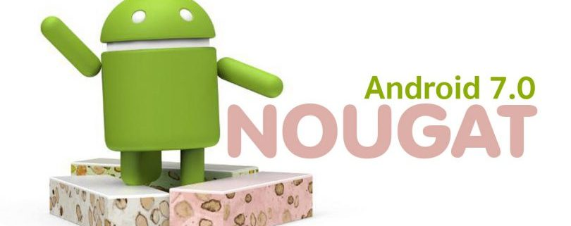 dispositivos con Android Nougat 7.0