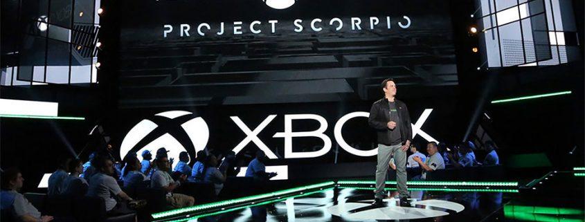 precio de Project Scorpio