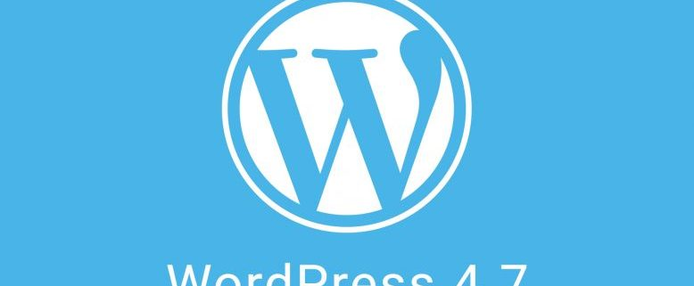 WordPress 4.7.4