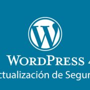 WordPress 4.8.2 - Actualización de Seguridad