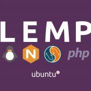 Como instalar Linux, Nginx, MySQL, PHP (LEMP stack) en Ubuntu
