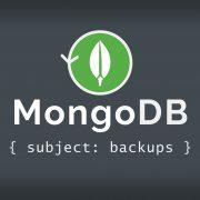 Backups de Mongodb