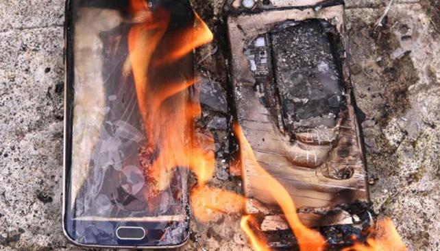 explosión del Galaxy Note 7