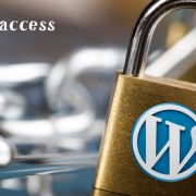 Protegiendo WordPress con htaccess