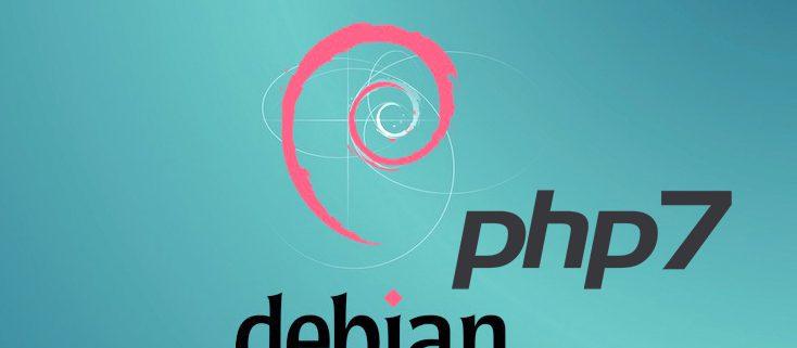 Instalando PHP7 en Debian 8 Jessie