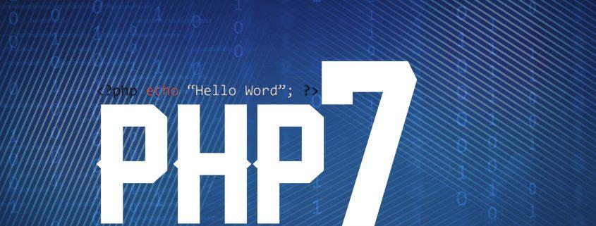 Actualizando a PHP7.x