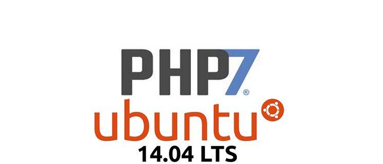 Instalar PHP7 en Ubuntu 14.04 LTS
