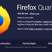 Firefox 58 - acelerando la Web