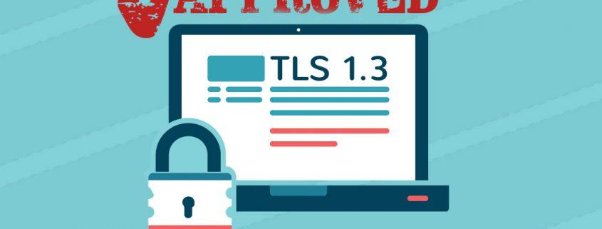 Aprovado TLS 1.3 como estándar de seguridad