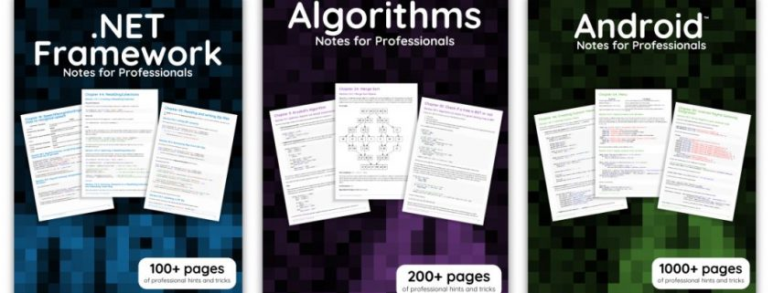 Libros de programacion gratuitos