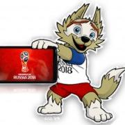 Mundial Rusia en los smartphones