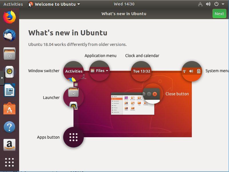 Qué hay de nuevo en Ubuntu 18.04 LTS