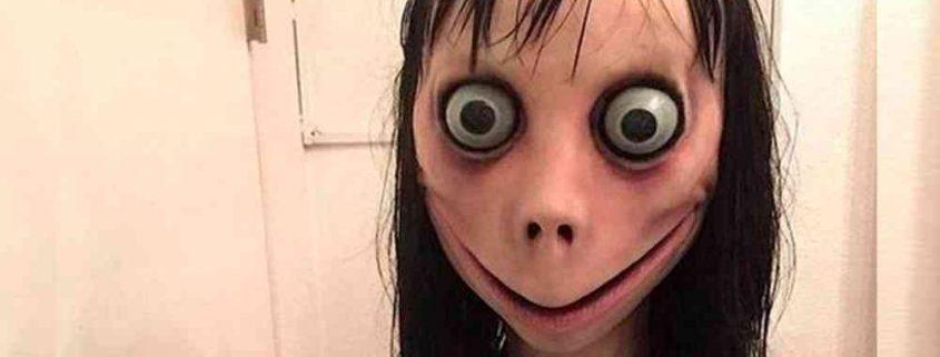 Momo, el nuevo reto viral