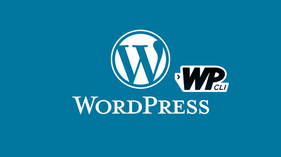 Administar WordPress con WP-CLI